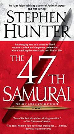 The 47th Samurai-book cover