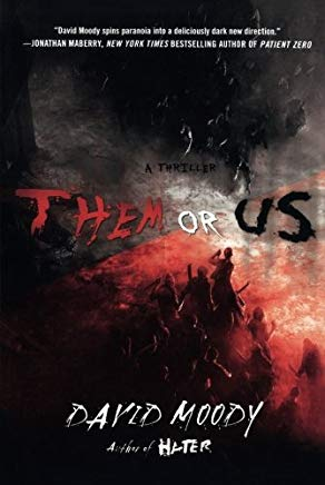 Them or Us-book cover
