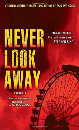 Never Look Away-book cover