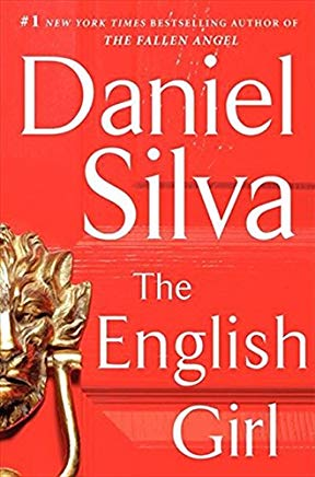 The English Girl-book cover