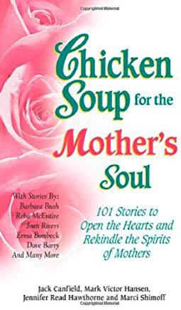 Chicken Soup for the Mother's Soul-book cover