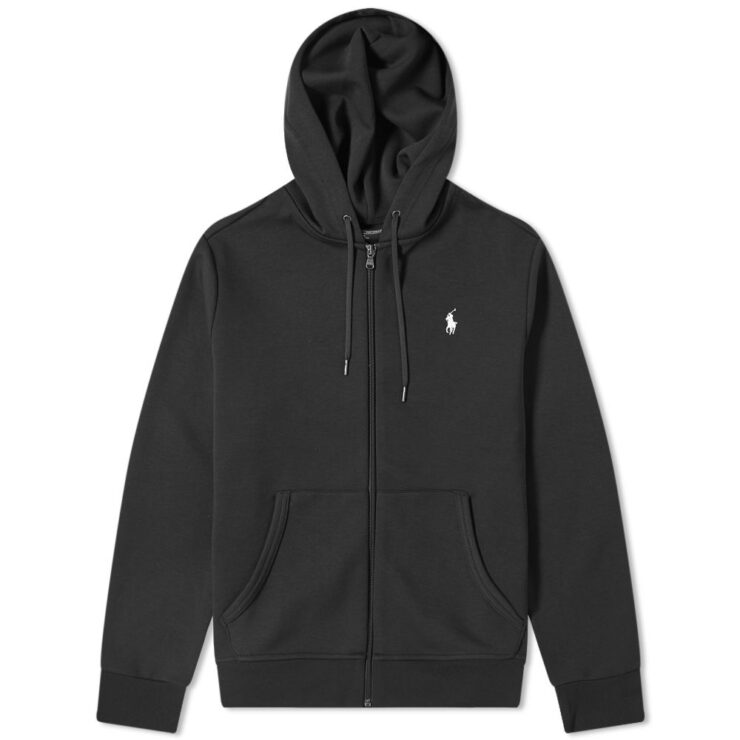 Polo Ralph Lauren Tech Zip Hoody 'Black'