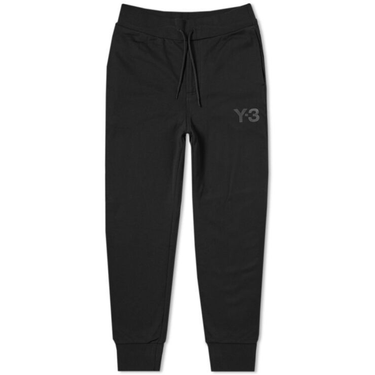 Y-3 Classic Sweat Pants in Black