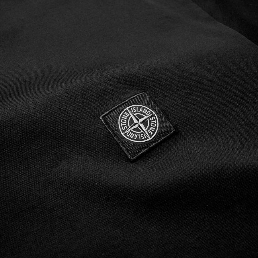 Stone Island Patch T-Shirt 'Black'