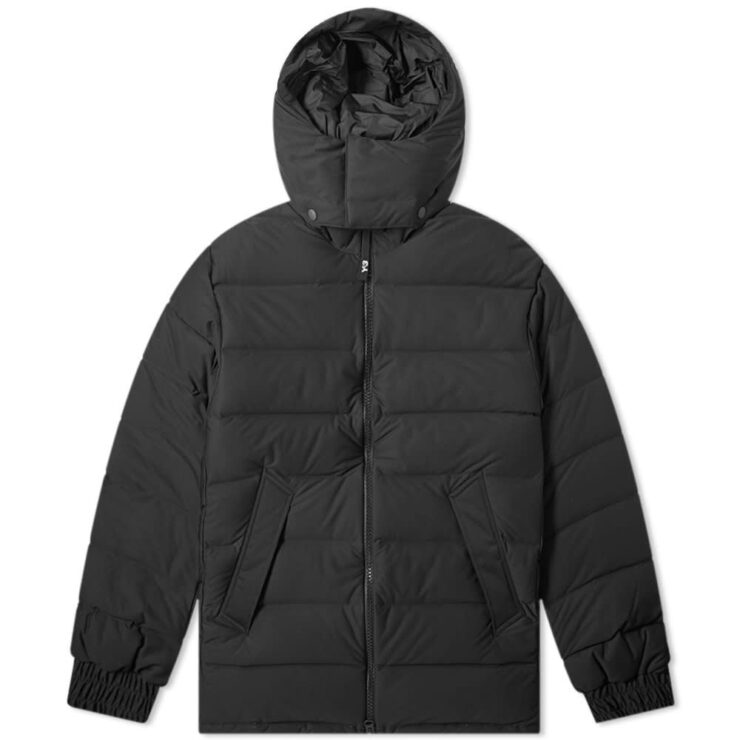 Y-3 Seamless Down Jacket 'Black'