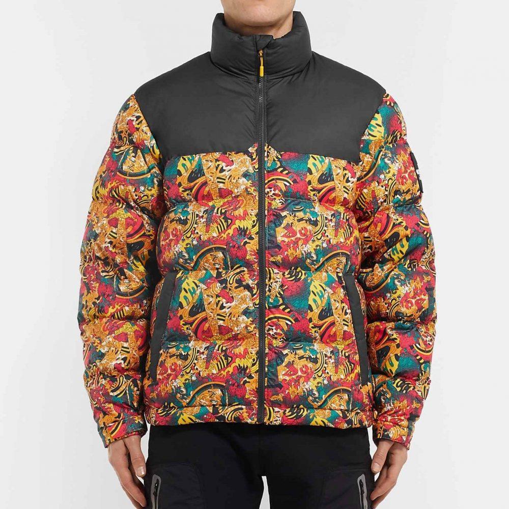 san francisco dirt cheap size 7 The North Face 1992 Nuptse Jacket 'Yellow Genesis'