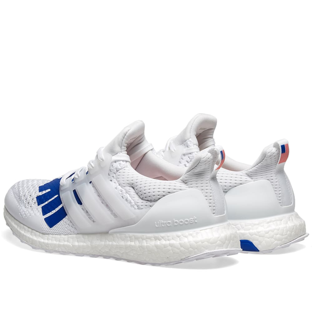 timeless design 7f50b 52688 Adidas x Undefeated UltraBoost 'White'