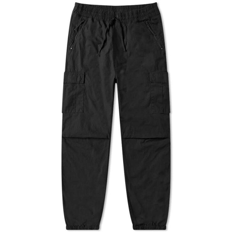 Carhartt WIP Black Cargo Pants