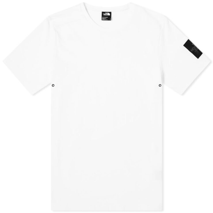 The North Face Fine 2 Lunar T-Shirt in White