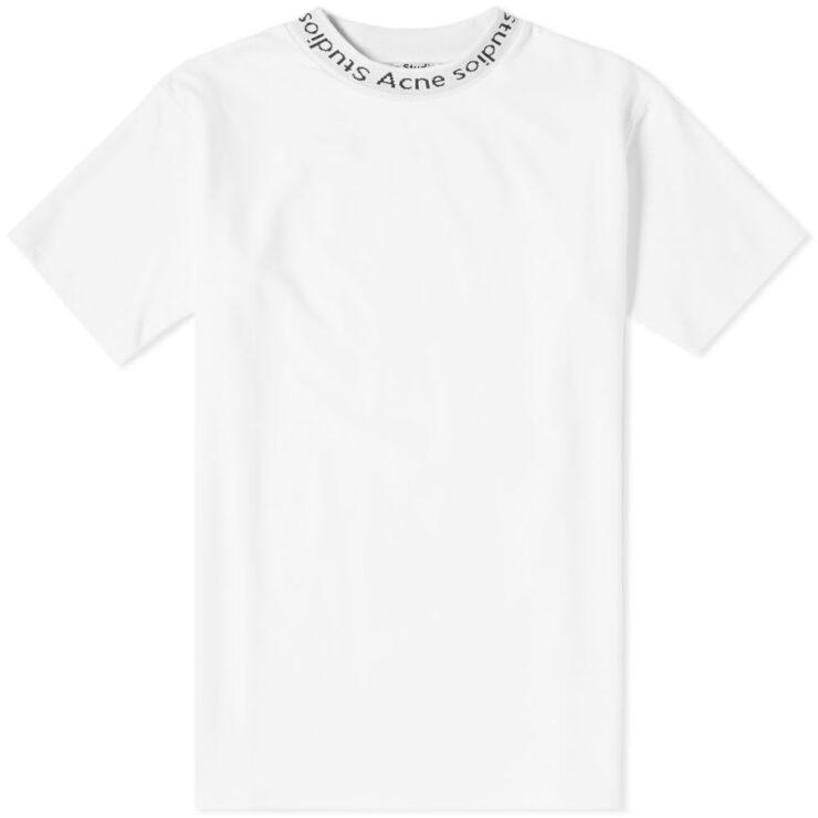 Acne Studios Navid T-Shirt 'White'
