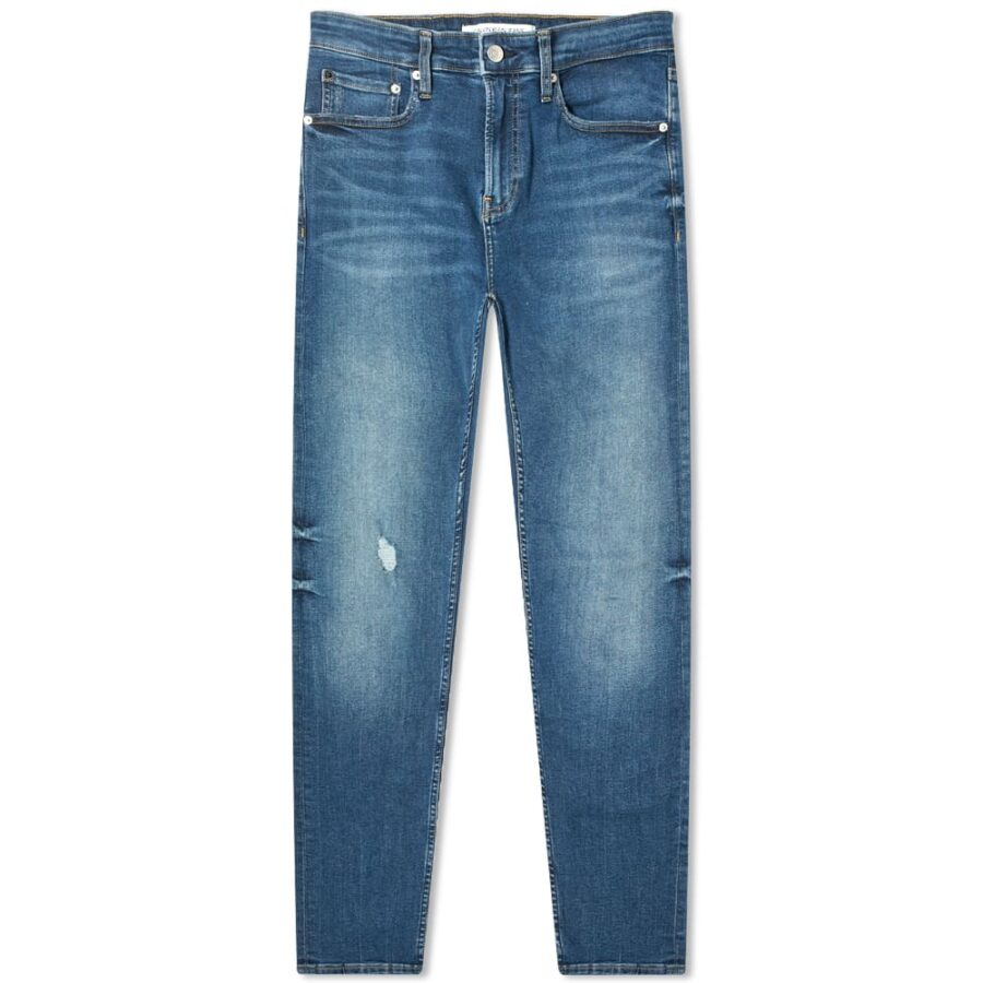 Calvin Klein CKJ 016 Skinny Fit Jeans in Blue
