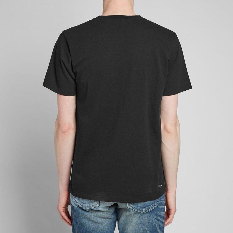 Sophnet Black Camouflage T-Shirt Box Logo