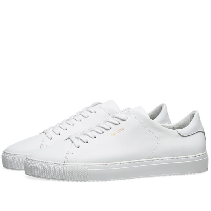 Axel Arigato Clean 90 Sneaker in White