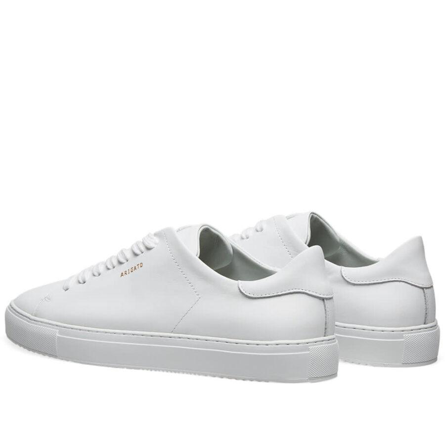 Axel Arigato Clean 90 Sneaker in White