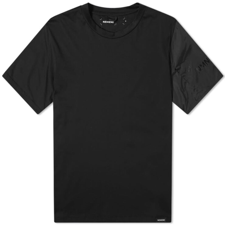 Nemen ID T-Shirt 'Black'