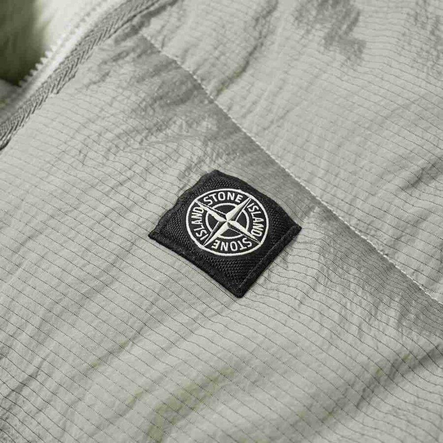 Stone Island Metal Nylon Watro Ripstop Jacket in Dust