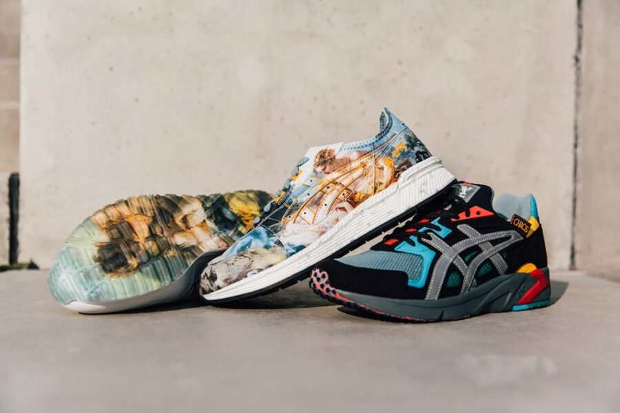 Asics x Vivienne Westwood Upcoming Collaboration