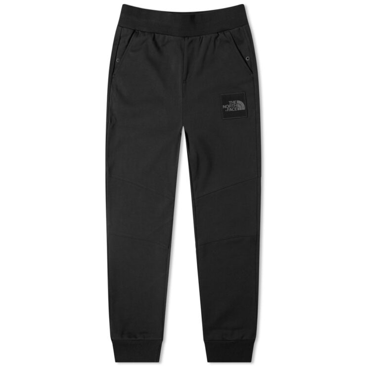 The North Face Fine 2 Sweatpants Lunar Landing in Black