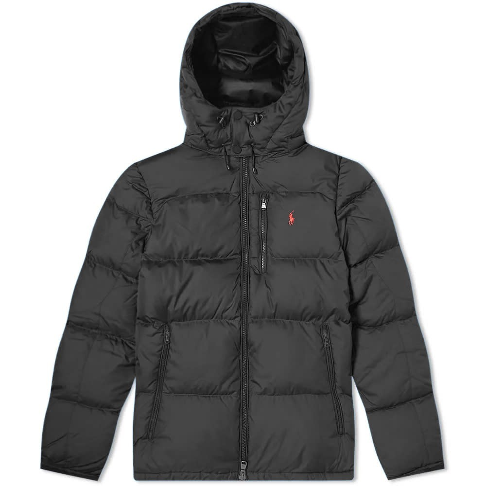 Polo Ralph Lauren El Cap Down Filled Jacket 'Black' | MRSORTED