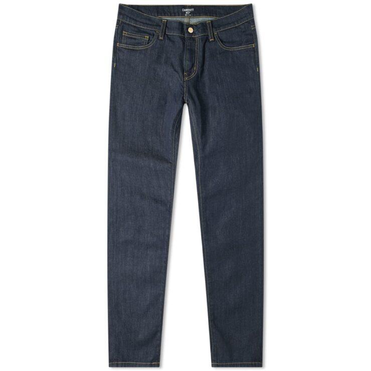 Carhartt Rebel Jeans in Blue Wash