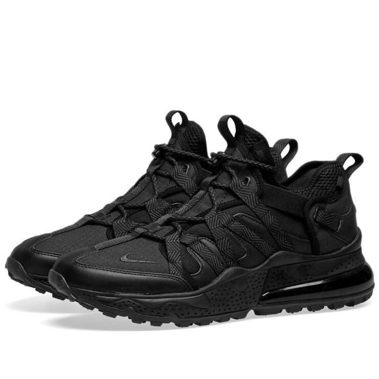 Nike Air Max 270 Bowfin Black and Anthracite