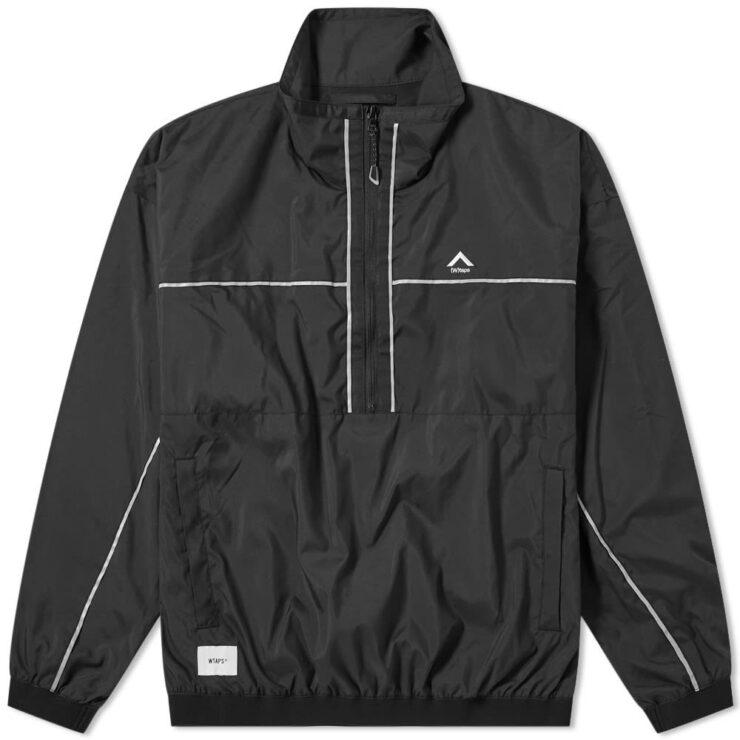 WTAPS Keeper Jacket Windbreaker in Black