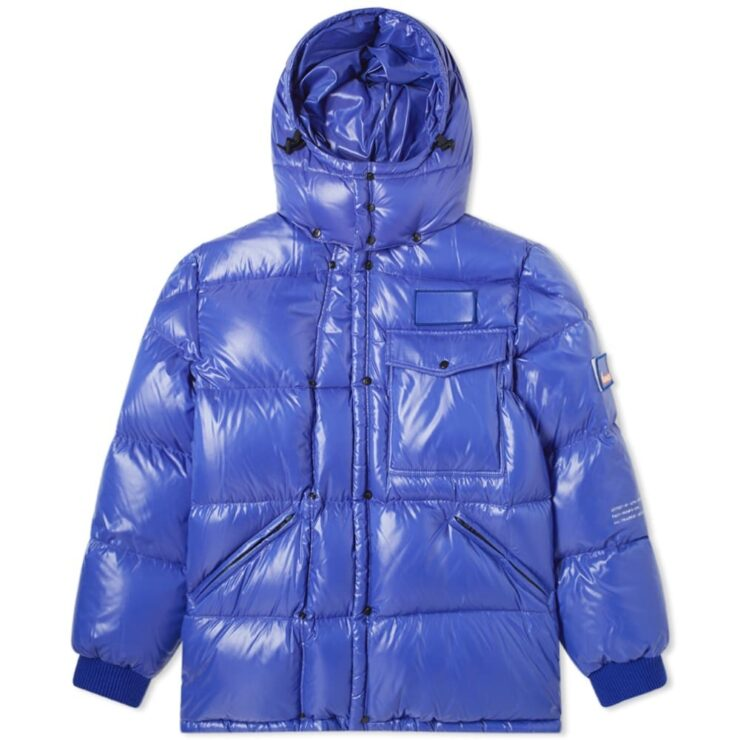 Moncler Genius x 7 Fragment Anthem Jacket Bluelette