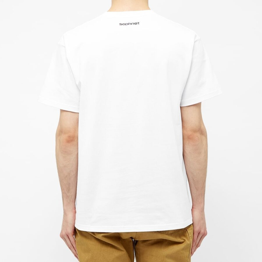 Carhartt WIP x Sophnet. 20 Pocket T-Shirt in White