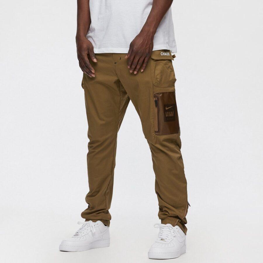 Nike x Undercover NRG TC Pants 'Lichen Brown'
