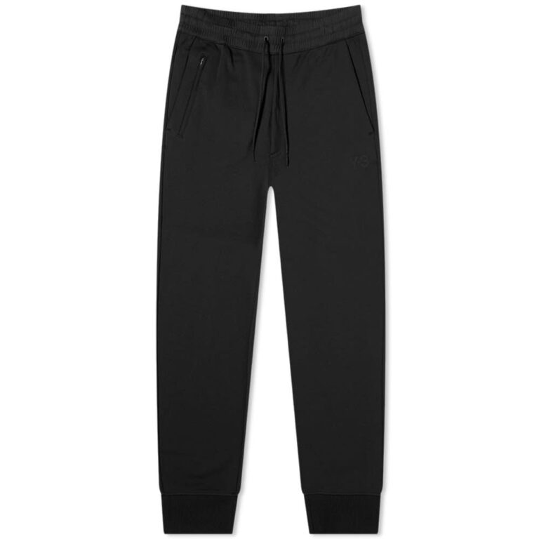 Y-3 Classic Cuffed Trackpants 'Black'