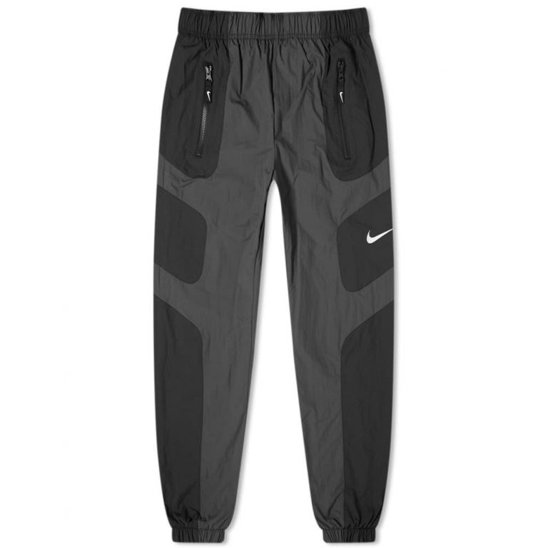 Nike Re-Issue Woven Trackpants 'Black'