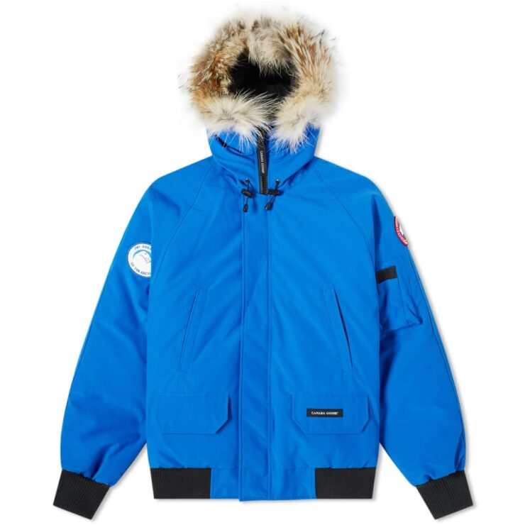 Canada Goose PBI Chilliwack Bomber Jacket 'Royal Blue'