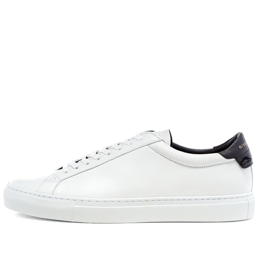 Givenchy Urban Street Low Sneakers 'White & Black'