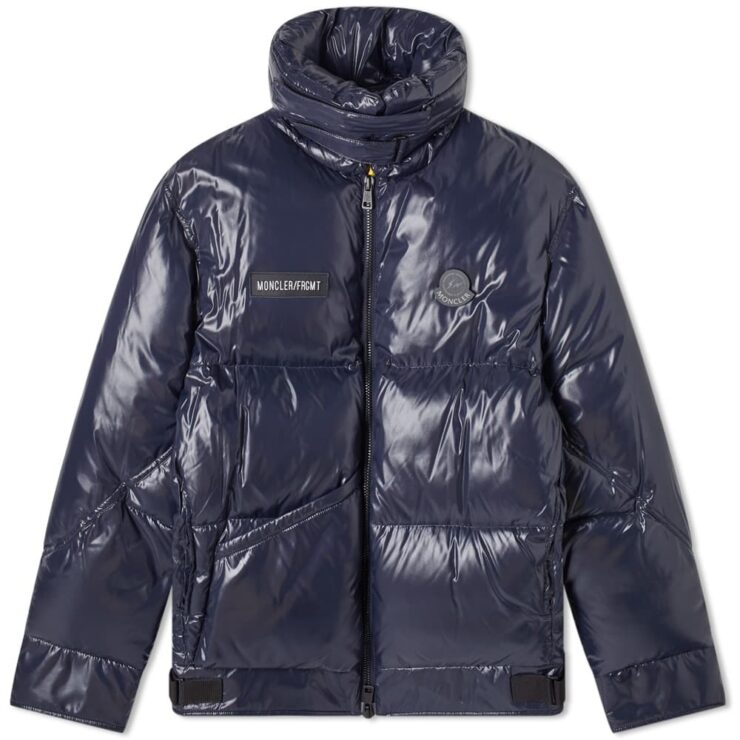 Moncler Genius x 7 Fragment Viggen Padded Jacket 'Navy'