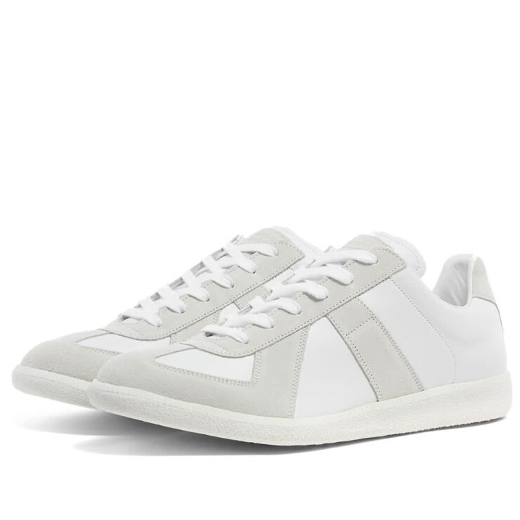 Maison Margiela 22 Tonal Replica Sneakers 'Off White'