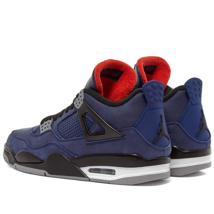Air Jordan 4 Retro Winter 'Loyal Blue'
