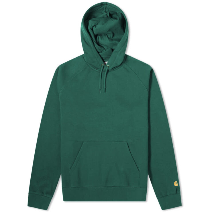 Carhartt Chase Sweat Hoodie 'Green'