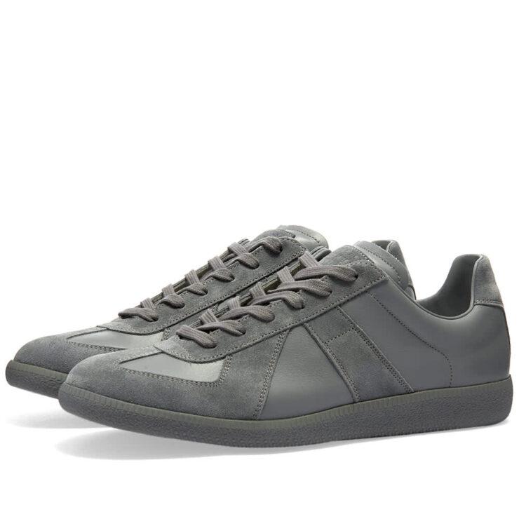 Maison Margiela 22 Tonal Replica Sneakers 'Graphite'