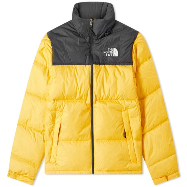 The North Face 1996 Nuptse Jacket 'Yellow'