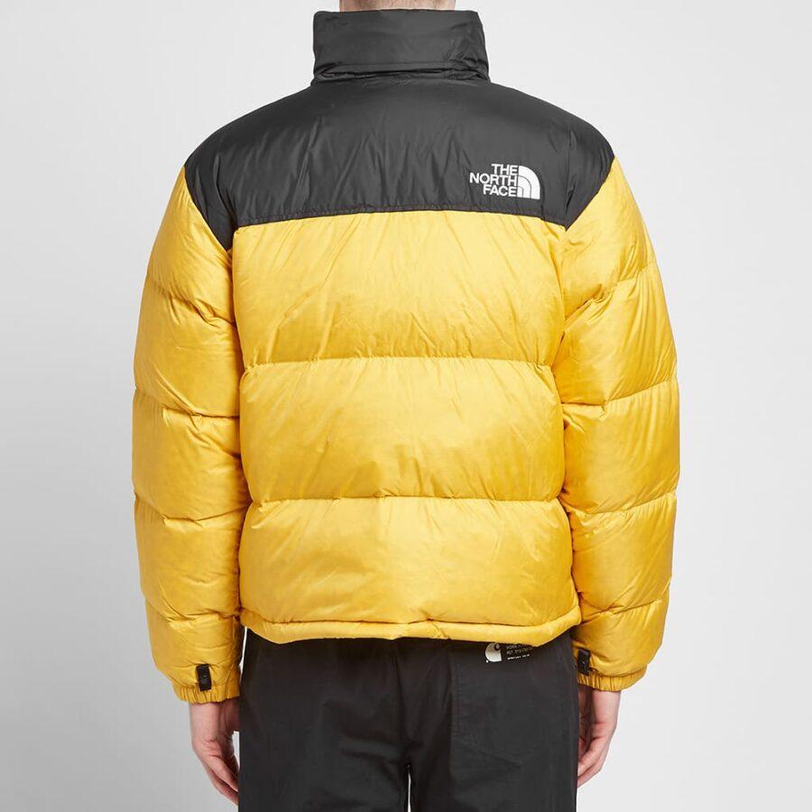 The North Face 1996 Nuptse Jacket 'Yellow'