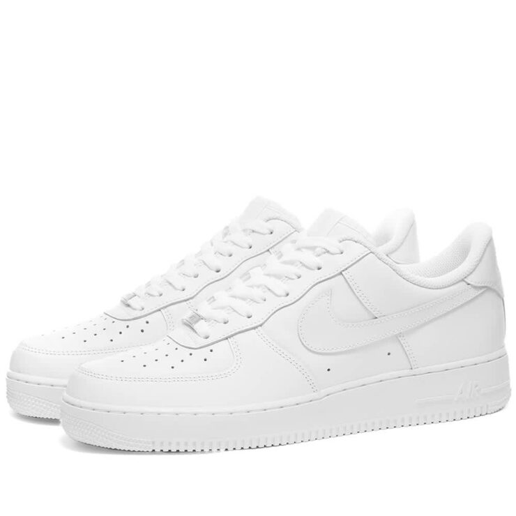Nike Air Force 1 07 'White'