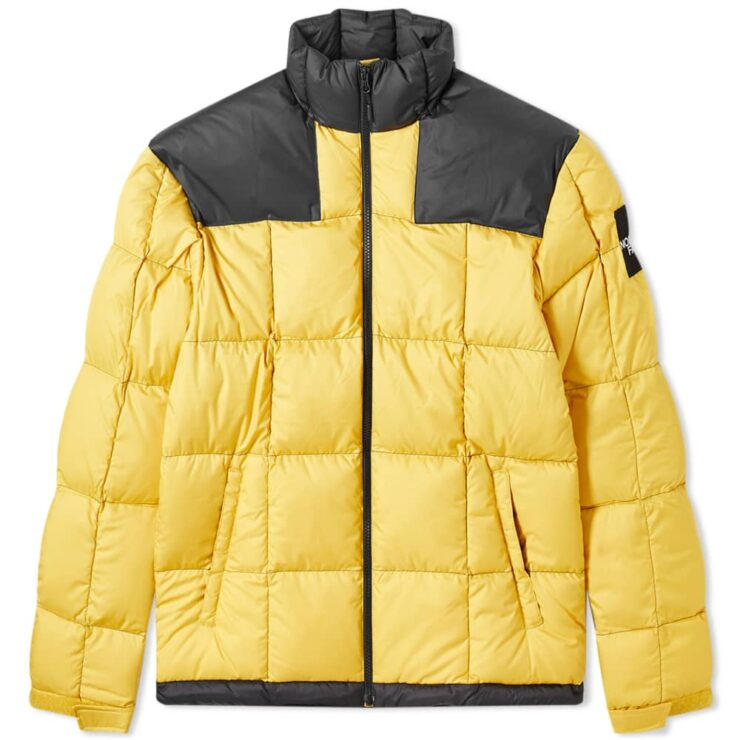 The North Face Lhotse Down Jacket 'Yellow'