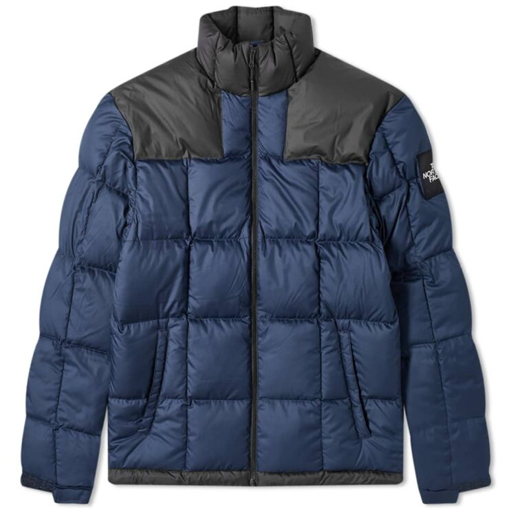 The North Face Lhotse Down Jacket 'Navy'