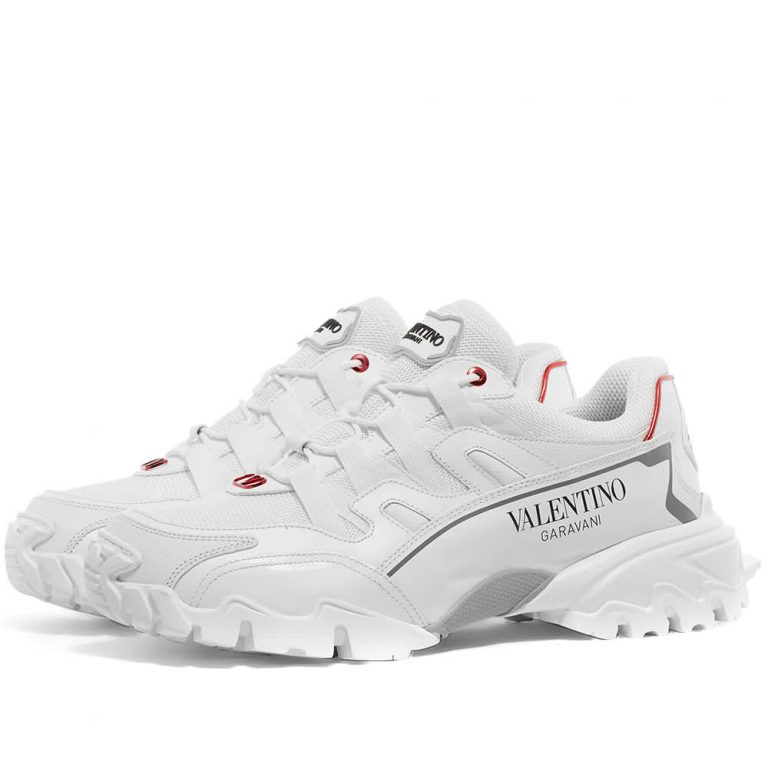 Valentino Climber Sneakers 'White'