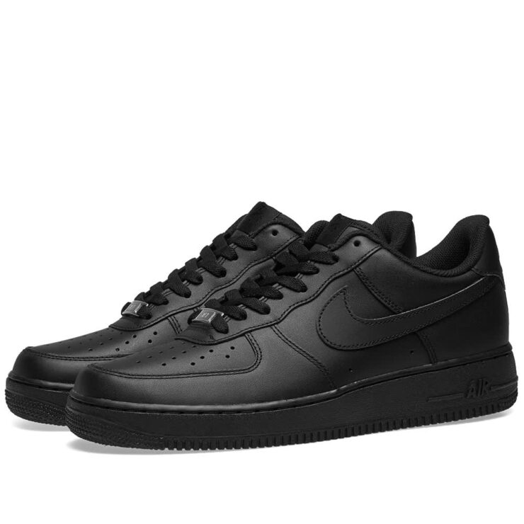 Nike Air Force 1 07 'Black'
