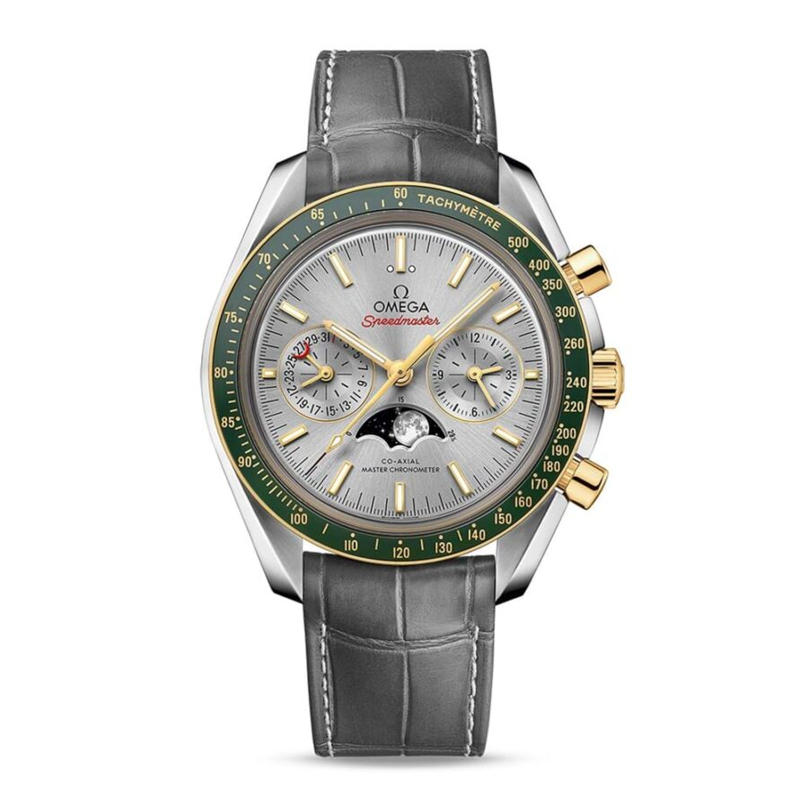 OMEGA Speedmaster Co-Axial Moonphase 44mm Watch 'Grey'