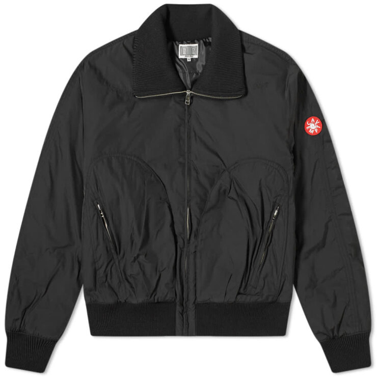 Cav Empt Zipped Bomber Jacket 'Black'