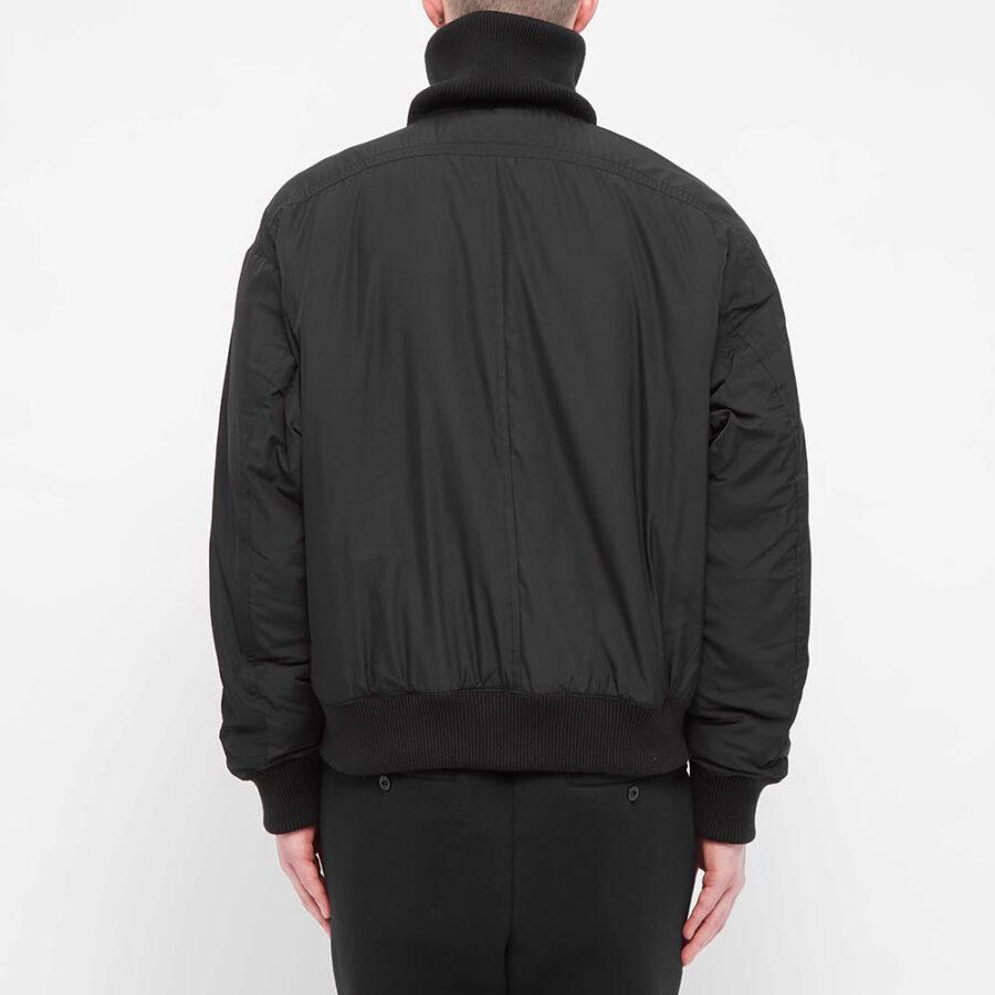 Cav Empt Zipped Bomber Jacket 'Black'