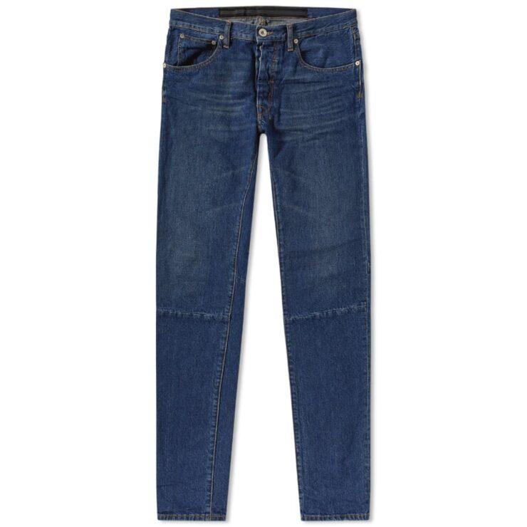 Unravel Vintage Skinny Jeans 'Indigo Stone'