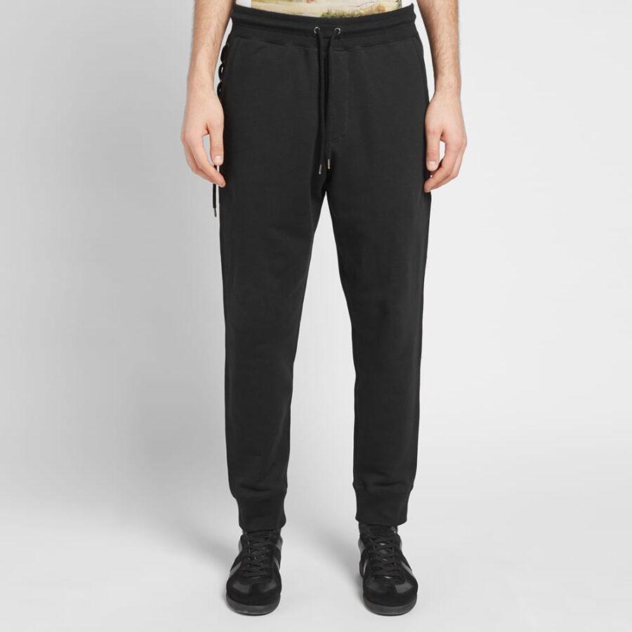 Craig Green Laced Sweatpants 'Black'